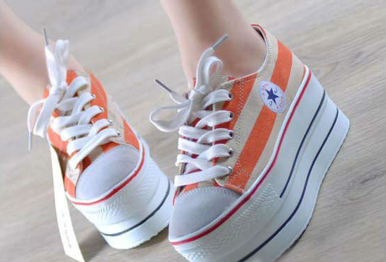 orange-canvas-Shoes-china-2013