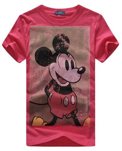 polo-shirts-print-Mickey-Mouse