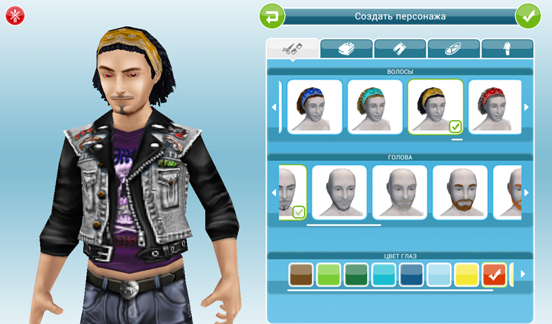 The-Sims-Free-Play-Screenshot-face-create