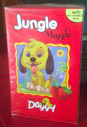 Jungle-Magic-Strawberry-Perfume-For-Children-otziv-goa-duhi