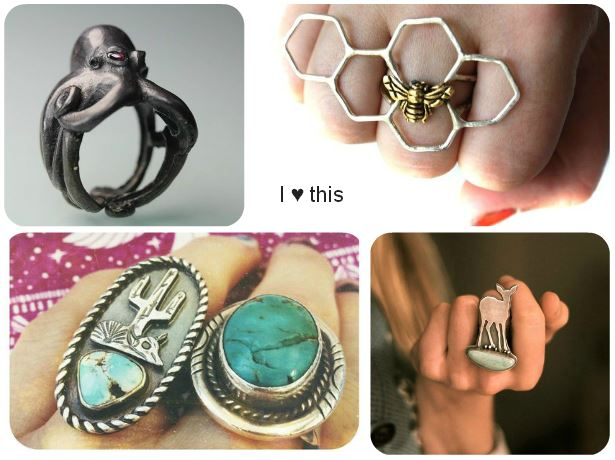 rings-with-animals