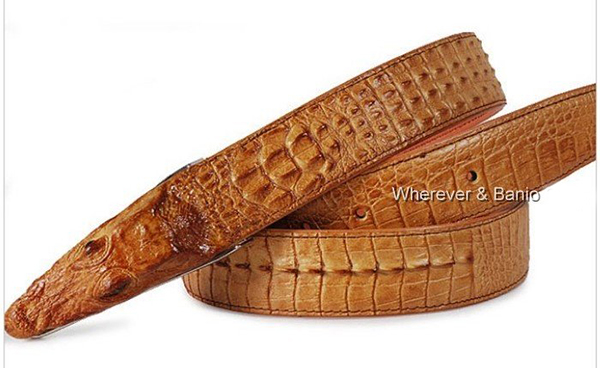 genuine-Leather-Belts-Crocodile