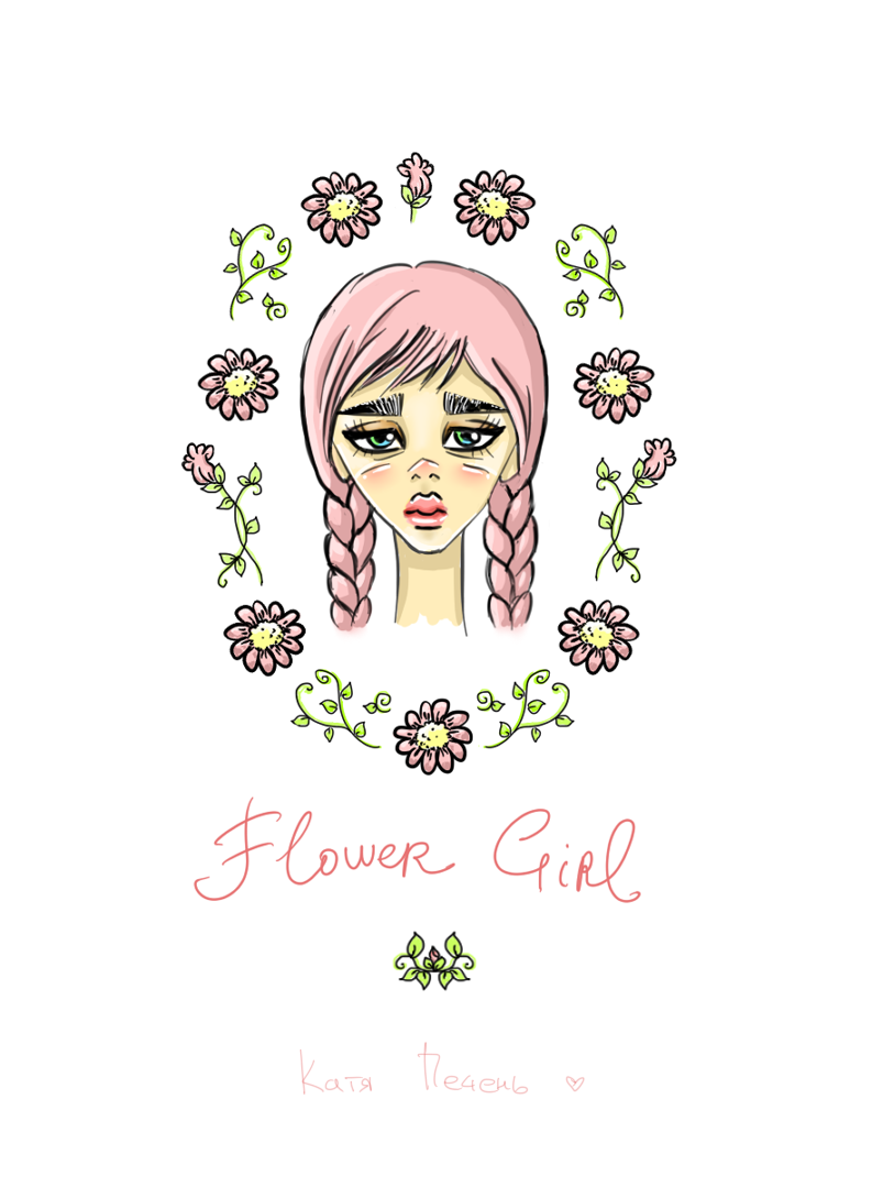 flower-girl-picture-pink